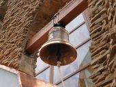Bell At A Temple