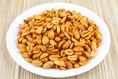 Spiced fried Peanuts-