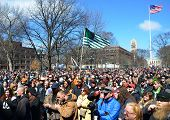 Ann Arbor Hash Bash 2014 Crowd