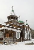 Wooden Church of the Kazan Icon of the Mother of God in Taltsy village