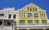 Colorful Buildings In Bermuda