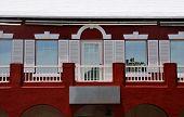 Bermudian Veranda