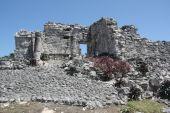 Mayan ruin in Tulum