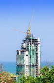 Crane Is Building