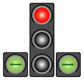 Traffic Light For Cars