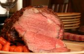 stock photo of ribs  - Prime rib roast - JPG