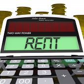 Rent Calculator Means Payments To Landlord Or Property Manager