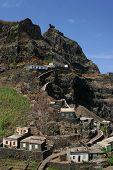 Cape Verde Mountain Village
