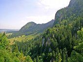 Alpseewith locality ofHohenschwangau
