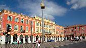 City Of Nice - Architecture Of Place Massena