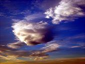 March Clouds A