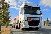 DAF CF Euro 6 Tanker Truck
