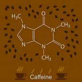 Chemical Formula Of Caffeine