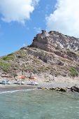 Shore Of The Aegean Sea