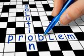 Crossword - Problem And Solution
