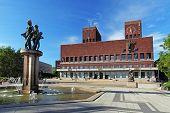 City Hall - Radhuset, Oslo, Norway