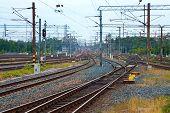 Comunicação de ferrovia