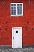 Frontdoor with window