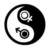 Yin Yang  Venus And Mars