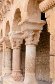 Romanesque Columns