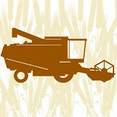 Combine Harvester-1