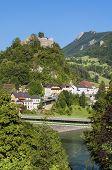 The small village Losenstein