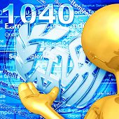 Gold Guy Tax Return