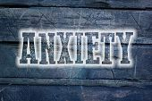 Anxiety Concept