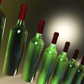 Green Bottles Visualization