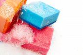 Kitchen Sponges In Foam