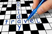 Crossword - Holiday And Travel