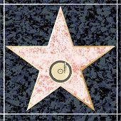 Hollywood Music Walk Of Fame