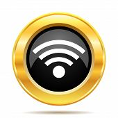 Wireless Sign Icon