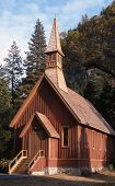 The Chapel, Yosemite National Park