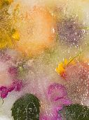 Bright Flower Abstraction