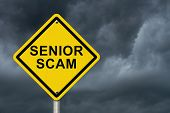 Senior Scam Warning Sign