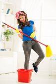 Cleaning Home