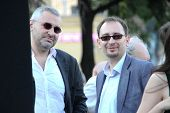 Lawyers Mark Feygin And Nikolay Polozov