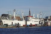 Hamburg - Cap San Diego