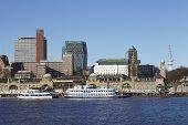 Hamburg - St. Paul Jetties