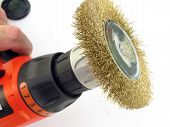 Grinding Disc And Polishing Brush