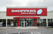 Shoppers Drug Mart Store Front
