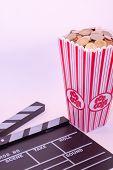 Cinema Cost Concept