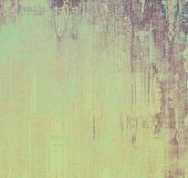 Grunge texture. With different color patterns: yellow (beige); brown; gray; cyan
