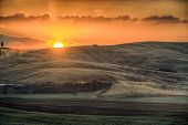 stock photo of senesi  - Crete Senesi Crete Senesi are literally  - JPG