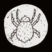foto of mites  - Mite Doodle - JPG