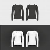 pic of hooded sweatshirt  - Vector t - JPG