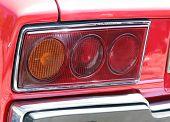 stock photo of street-rod  - Old timer car details - JPG