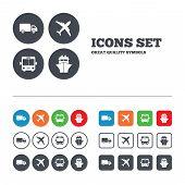 image of ship  - Transport icons - JPG