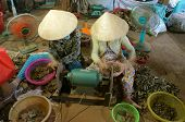 image of wood craft  - BEN TRE VIET NAM - JPG